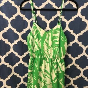Lilly Pulitzer for Target Boom Boom Romper Size S